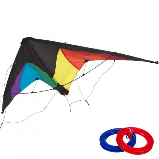 Cometa acrobática pop-up magic multicolor CB Toys