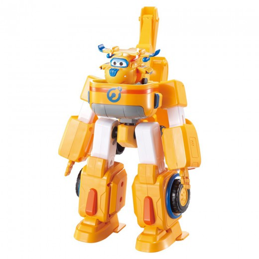 Supervehículo Donnie Super Wings Transformable