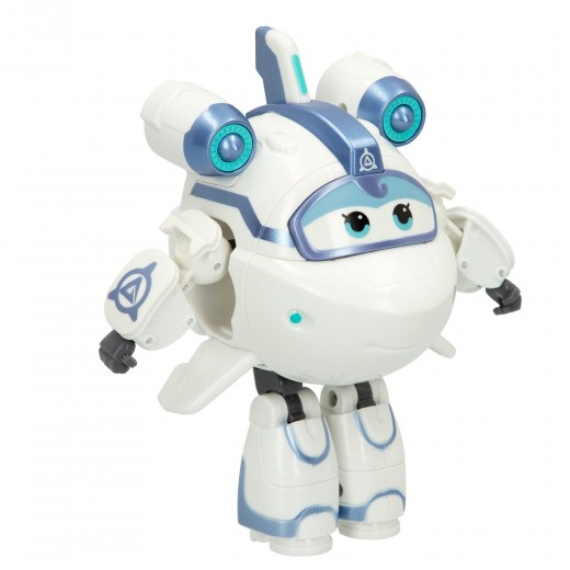 Super Wings Astra Nave espacial transformable Super Charge