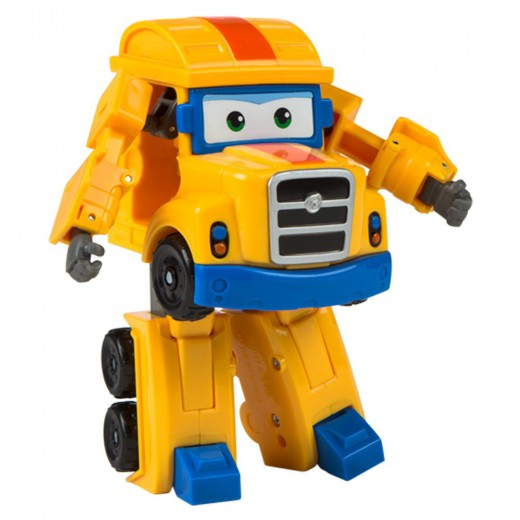 Super Wings Transforming - Poppa