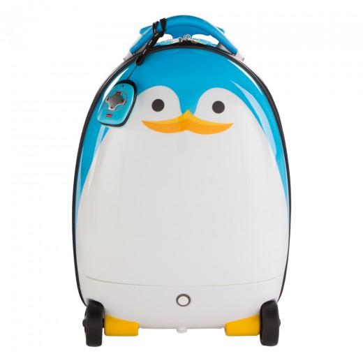 Trolley infantil teledirigido Pingüino Rastar - 2.4 G