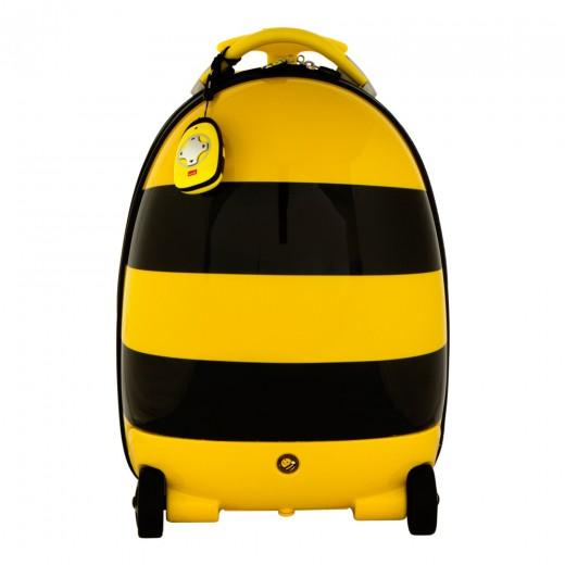 Trolley infantil teledirigido Rastar diseño abeja - 2.4G