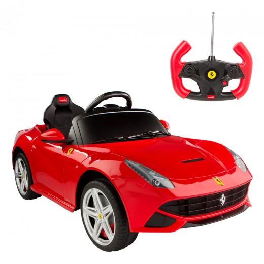 Coche de batería para niños Ferrari F12 Berlinetta 6V Rastar