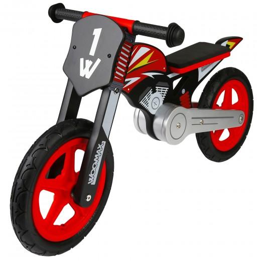 Bici sin pedales para niños Sport Bike WOOMAX