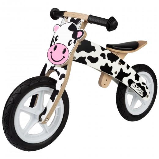 Bici sin pedales de vaca WOOMAX