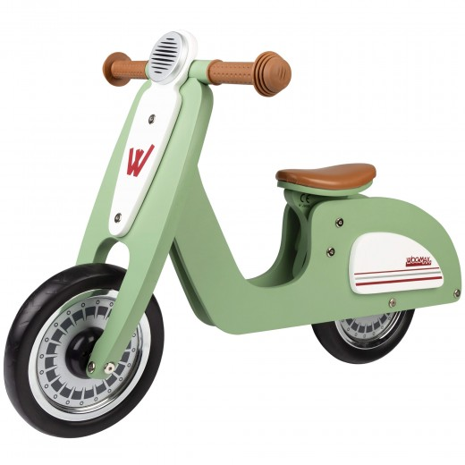 Bici sin pedales de madera WOOMAX