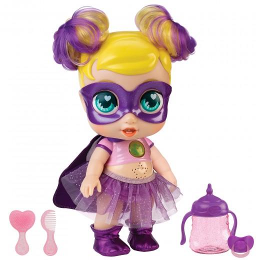 Super Cute Muñeca superheroína Sofi con accesorios