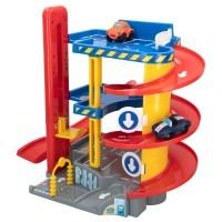 Parking de juguete con coche Motor Town