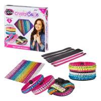 Pulseiras de gemas de cristal - 5 braceletes