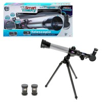 Telescopio con 3 aumentos Kidz Corner