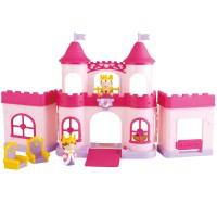 Palácio interativo de brinquedo com acessórios PlayGo