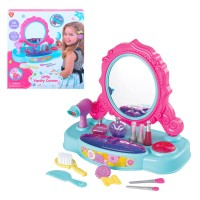 Tocador de belleza con accesorios y espejo PlayGo