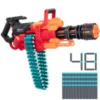 Ametralladora con munición Crusher Excel X-Shot
