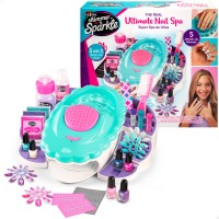 Spa de uñas 5 en 1 Shimmer 'n Sparkle