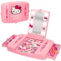 Estudio de maquillaje Hello Kitty