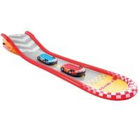 Pista deslizante Racing Fun INTEX 561x119x76 cm