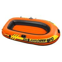 Barca hinchable Intex explorer pro 200 - 196x102x33 cm
