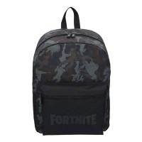 Mochila Fortnite porta tablet Camuflagem