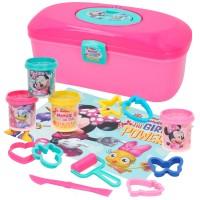 Caja plastilina con accesorios Disney