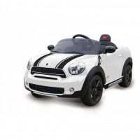 Carro de bateria para crianças Mini Countryman 6V Rastar