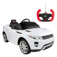 Carro de bateria para crianças Land Rover Evoque 6V Rastar