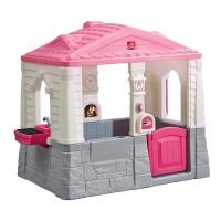 Casa de jardim neat & tidy cor-de-rosa step 2