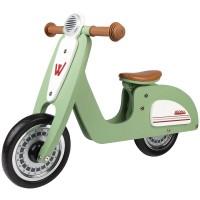 Bici sem pedais de madeira Scooter 10