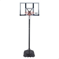 Tabela basquetebol ultra-resistente LIFETIME altura regulável 244/305 cm UV100