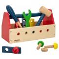 Caja herramientas de madera WOOMAX