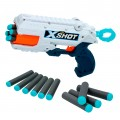 Pistola Reflex X-Shot + 3 botes