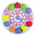 Reloj educativo con piezas encajables Playgo