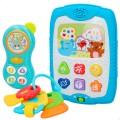 Set tablet con accesorios para bebés Winfun
