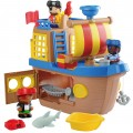 Barco pirata de juguete con luz y sonido PlayGo