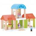 Casa de muñecas modular 42 piezas WOOMAX