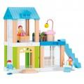 Casa de muñecas modular 37 piezas WOOMAX