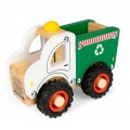 Camión de reciclaje madera WOOMAX