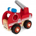 Camión bomberos de madera WOOMAX