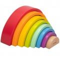 Arcoíris de madera WOOMAX
