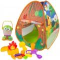 Tienda de campaña infantil con accesorios Winfun