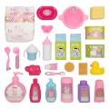 Accesorios para muñecos bebés 24 piezas Colorbaby's