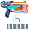 Pistola con munición Quick Slide Excel de X-Shot