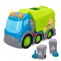 Camión basura con luz y sonidos Kiddy GO!
