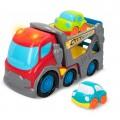 Camión grúa con luz y sonidos Kiddy GO!