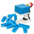 Construcciones para niños juego bloques pingüino loco CB Games