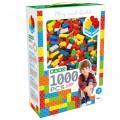 Construcciones para niños 1.000 piezas Nano Color Block