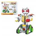 Robot mecano metal 262 piezas Smart Theory