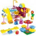 Juego construcción Parque de juegos Color Block Fun