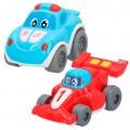 Set 2 coches interactivos para bebés C'baby