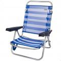 Silla plegable regulable- silla playa   Distria