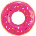 Donut hinchable de fresa INTEX | Distria